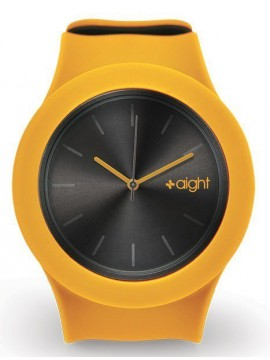 Slap Strap Watch, AIGHT // French Mustard