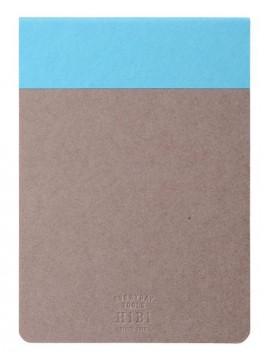 Bloc-notes Bleu - HiBi