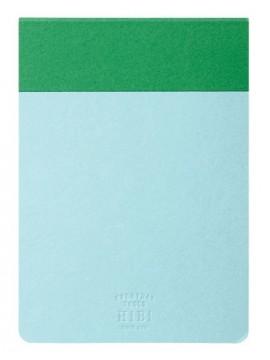 Bloc-notes Vert - HiBi