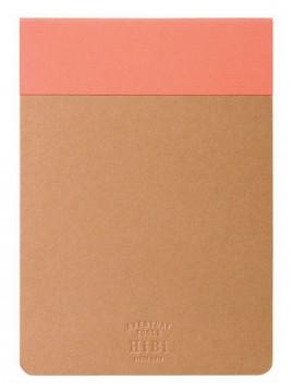 Bloc-notes Orange - HiBi