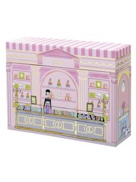 Letter set with box, LADUREE // Boutique
