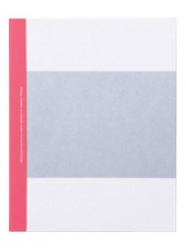 Notebook W-NOTE // Silver