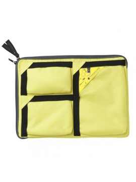 BAG in BAG L TOGAKURE // LIME YELLOW