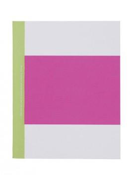 A6 Notebook, W-NOTE  // Dark pink
