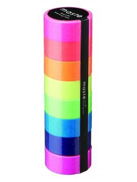 Color mix 3 // Neon Basic, MASTE 8P - 7m