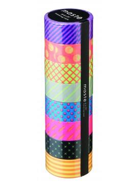 Pattern mix 3 // Neon Basic, MASTE 8P - 7m