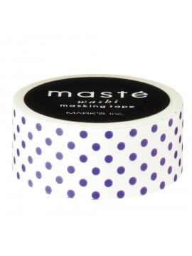 Neon Purple - Dots // Basic, MASTE 1P - 7m