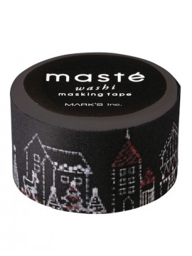 Christmas illumination - masté® Basic - X'mas Edition