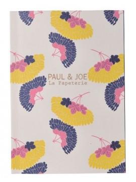 A6 notebook, PAUL & JOE // Winter Elderflower