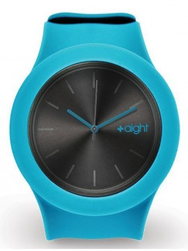 Slap Strap Watch, AIGHT // Caribbean Blue