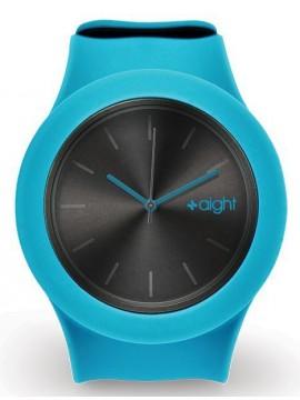 Slap Strap Watch, AIGHT // Caribbean Blue