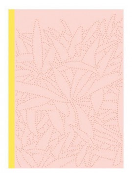 B5 Notebook, COCOHELLEIN // Pink