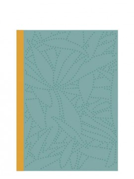 A6 Notebook, COCOHELLEIN // Light blue