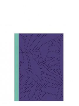 A6 Notebook, COCOHELLEIN // Navy