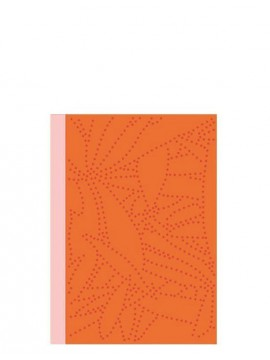 A6 Notebook, COCOHELLEIN // Orange