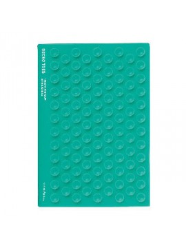 Notebook A6, GECKO // Emerald green