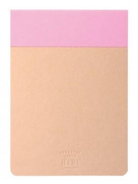 Memo pad HIBI  // Pink