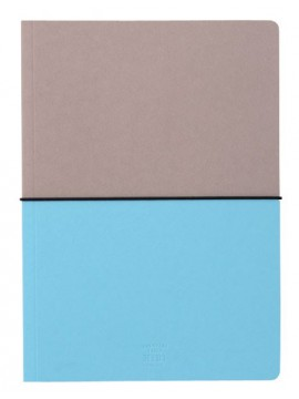 A5 Notebook Blue - HiBi
