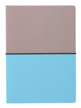 Carnet de note Bleu A5 - HiBi