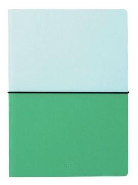 A5 Notebook, HIBI // Green