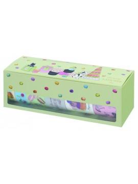 Set de 6 Masking Tape Cadeaux - LADURÉE