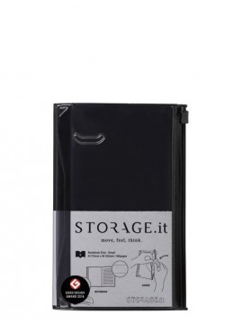Notebook S, STORAGE.IT // Black