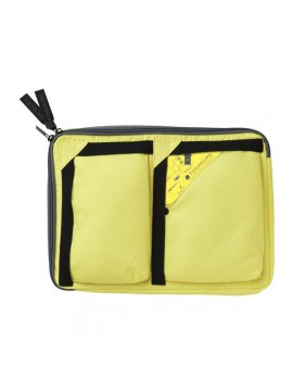 Bag in Bag M LIME YELLOW - TOKAKURE