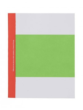 A6 Notebook, W-NOTE // Green