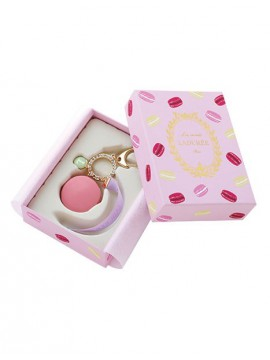 Bag Charm, LADUREE // Rose