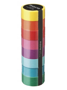 Color mix 1 // Colorful Basic, MASTE 8P - 7m