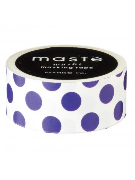 Neon Purple Dots - masté® Basic