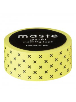 Yellow Cross - masté® Basic