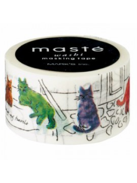 Cats in Istanbul - masté® Multi