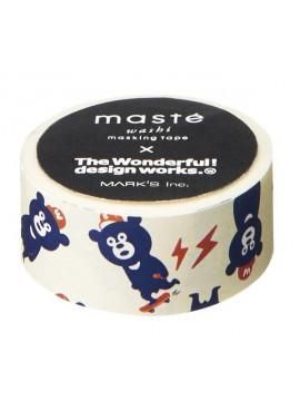 Ivory // Wonder bear, MASTE 1P - 7m