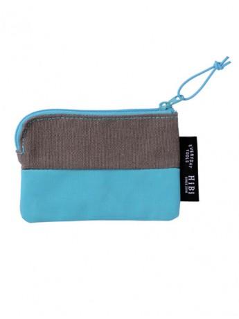 Porte-monnaie Bleu - HiBi