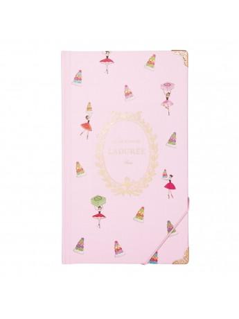 Notebook B6 slim, LADUREE // Danseuse