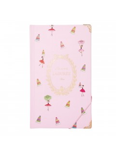 Notebook B6 slim, LADUREE // Danseuse