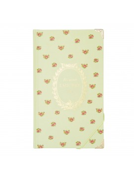 Notebook B6 slim, LADUREE // Leonore