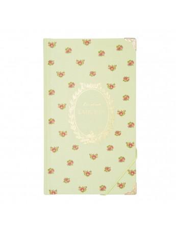 Notebook B6 slim, LADUREE // Leonore