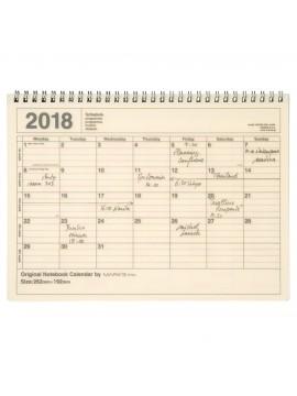 Calendrier 2018 M Ivoire - Mark's