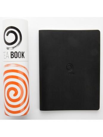 Notebook Tea Books Black - Victoria's Journals