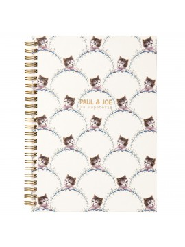 Spiral notebook Neko A5 - PAUL & JOE