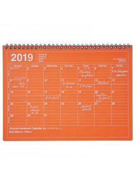 Calendrier 2019 M Orange - Mark's