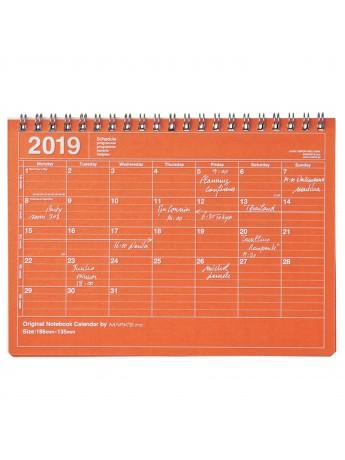Calendrier 2019 S Orange - Mark's