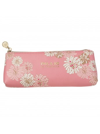 Trousse S Chrysanthemum Blossom Pink - PAUL & JOE