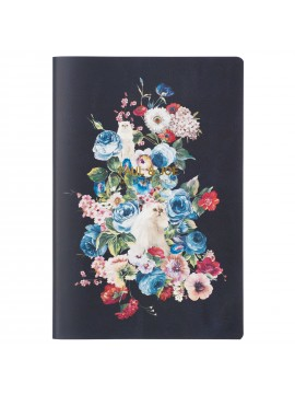 2019 Diary Gipsy Bouquets B6 - PAUL & JOE