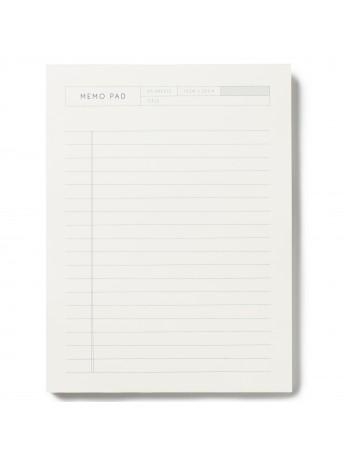 Notepad Memo Pad - Kartotek