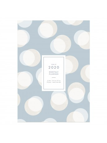 2020 Wall Calendar Monthly - KARTOTEK