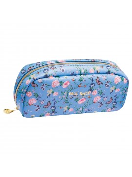Pen Case M Fiore e Farfalle -  PAUL & JOE La Papeterie