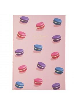 Notebook B6 Macaron Pink - Les Secrets by Ladurée